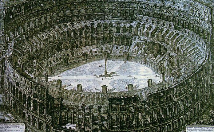 Колизей древний рим