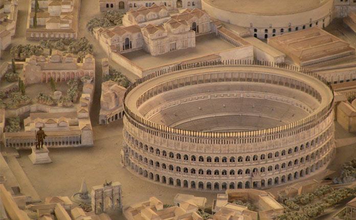 Не разобранный Колизей