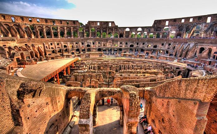 Римский амфитеатр Флавиев