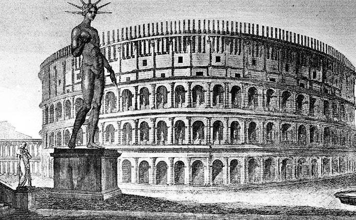 Статуя Нерона