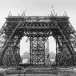 как строили Эйфелевую башню во Франции