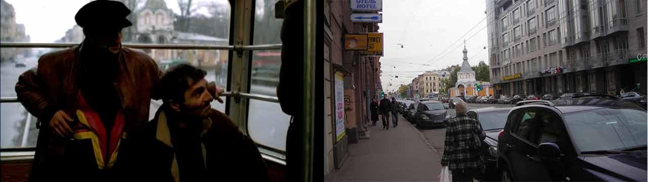 трамвай фильм брат