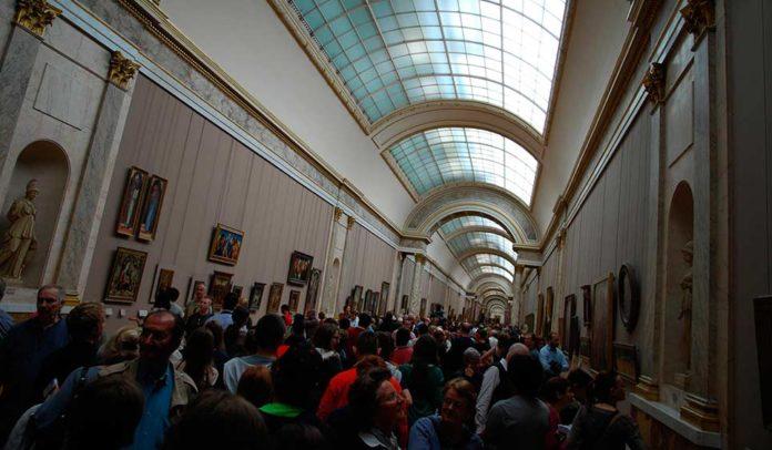 Что посмотреть в Лувре в первую очередь