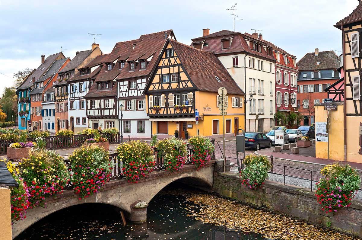 Достопримечательности франции: Эльзас