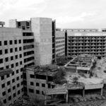 Легенды Московской заброшенной больницы