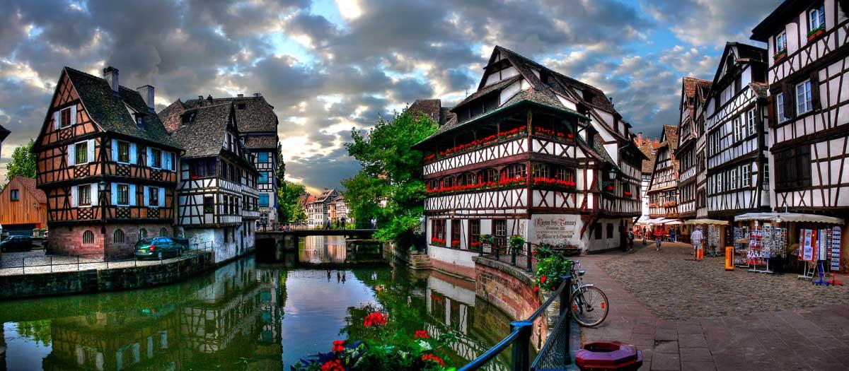 Достопримечательности франции: Страсбург
