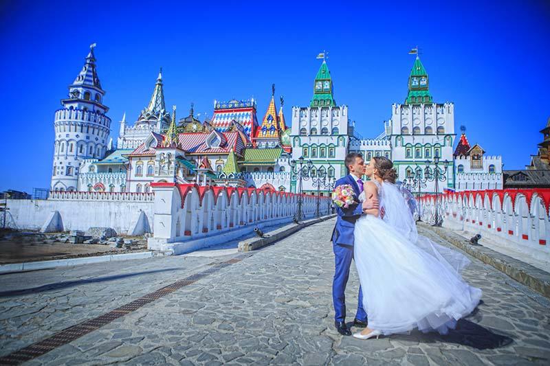 Измайловский Кремль фотосессия