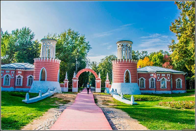 Воронцовский парк фотосессия