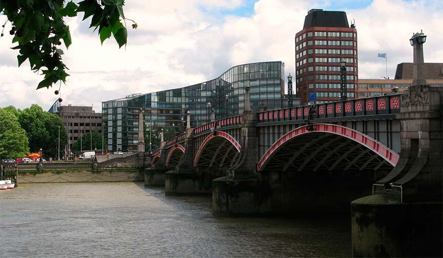 мост Ламбет