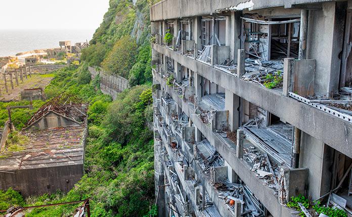 самые заброшенные места в мире фото