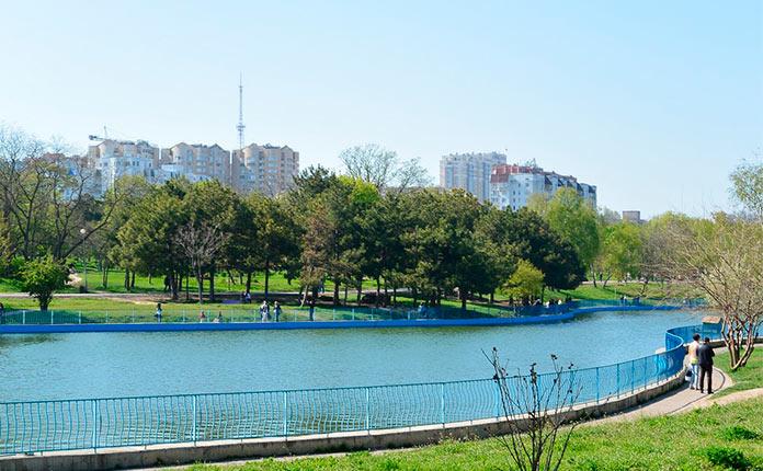 Одесский Парк Победы