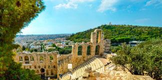 достопримечательности греции фото