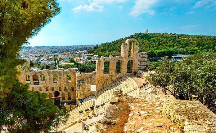 Лучшие достопримечательности Греции описание