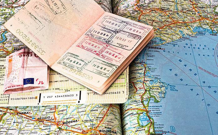 список стран Шенгена 2017