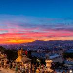 Монтжуик фото в Барселоне