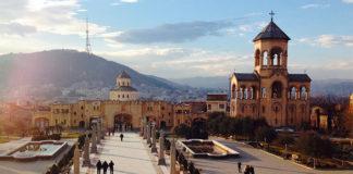достопримечательности Тбилиси фото