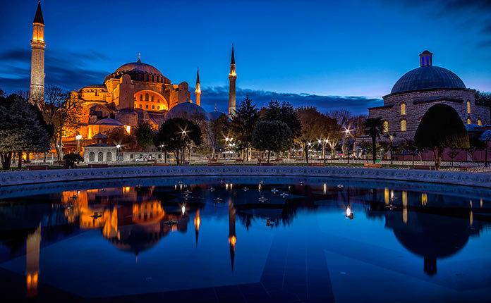 достопримечательности Турции фото
