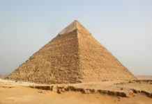 фото пирамиды Хеопса