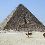 Пирамиды Микерина