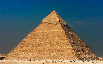 пирамиды Гизы фото