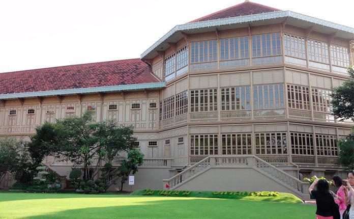 Дворец Виманмек фото