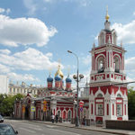 соборы в парке Заряье