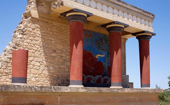 Кносский дворец на Крите - советы туристам перед посещением