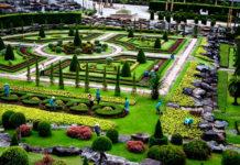 сады Нонг Нуч фото