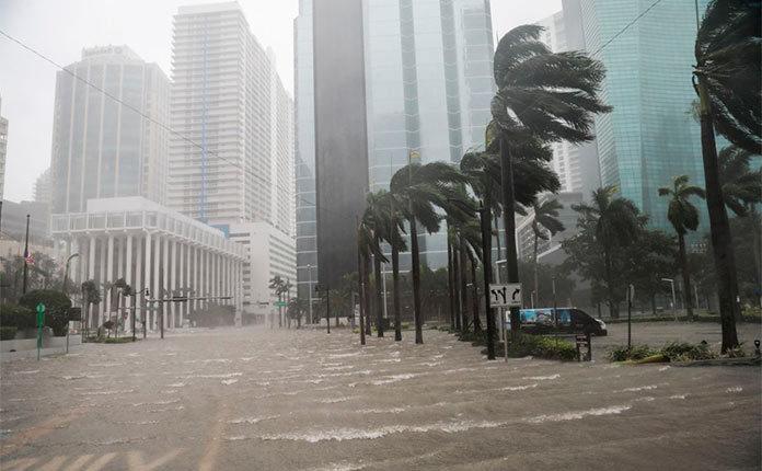 Ураган Ирма фото