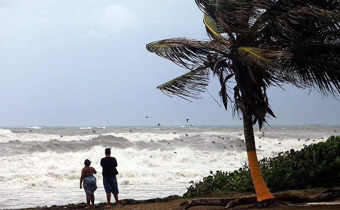 ураган ирма в доминикане сейчас