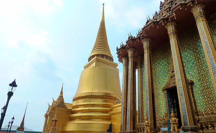 Ват Пхра Кео фото