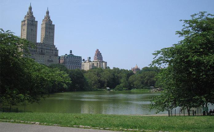 Центральный парк фото