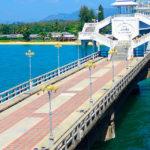 Мост Сарасин фото