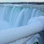 ниагарский водопад зимой фото