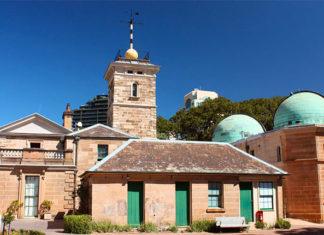 Сиднейская обсерватория фото