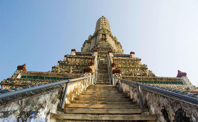 Ват Арун в Бангкоке
