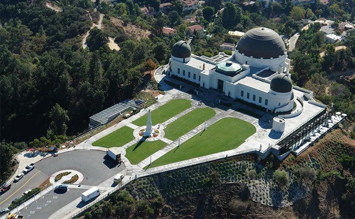 Обсерватория Гриффита фото