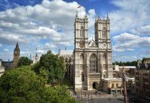 Вестминстерское аббатство в Лондоне