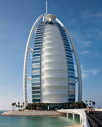 Дубаи где находятся