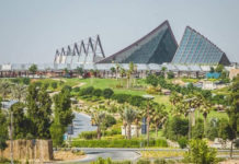 Дубай Сафари Парк в Дубае