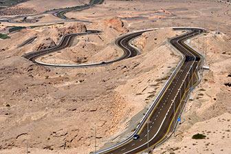 Гора Джебель Хафит в Аль-Айн