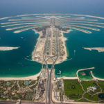 Пальма Джумейра в Дубае