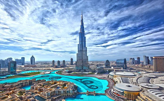 Дубай интересные места