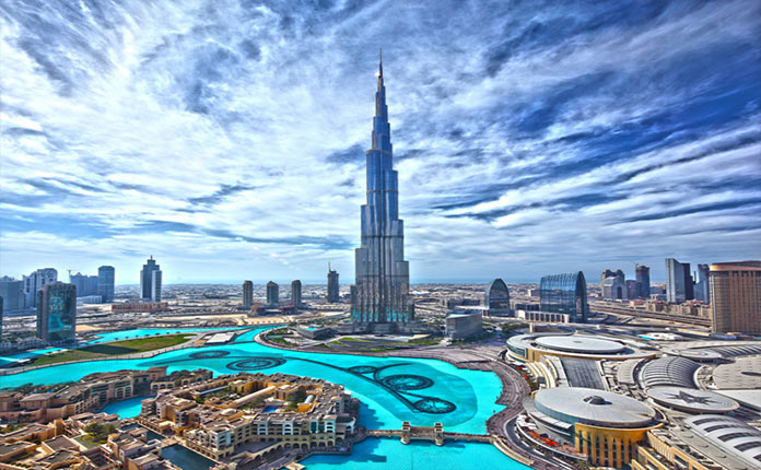 Самые красивые места Дубая с фото и видео
