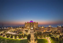 Emirates Palace в Абу-Даби