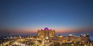Emirates Palace в Абу-Даби