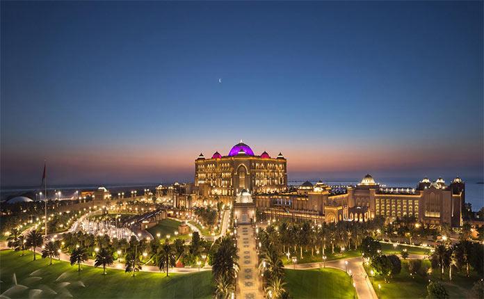 Что посмотреть в Абу-Даби