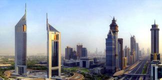 Эмиратские Башни в Дубае
