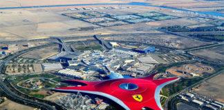 Парк Ferrari World в Абу-Даби
