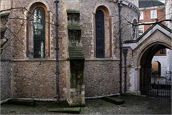 Церковь Тамплиеров в Лондоне